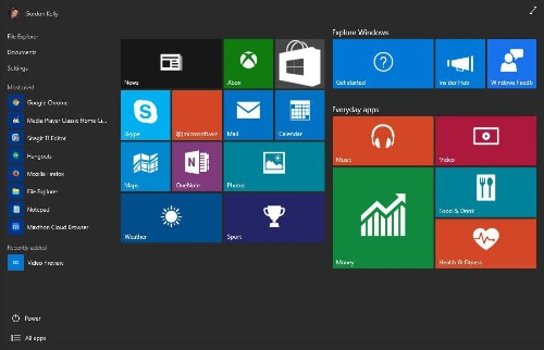 Microsoft Releases New Windows 10, It's The Big One