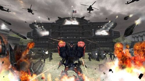 'Metal Wolf Chaos XD' Review: Welcome To The Fight House
