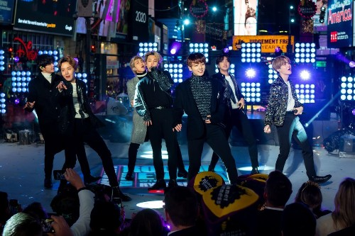 BTS's 'Map Of The Soul: 7' Sells A Record 3.42 Million First-Week Preorders