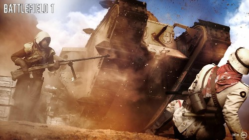 The 'Battlefield 1' Open Beta Starts Today On Xbox One, PS4 And PC [Updated]