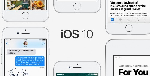 Apple iOS 10.3 Release, It's A Big One