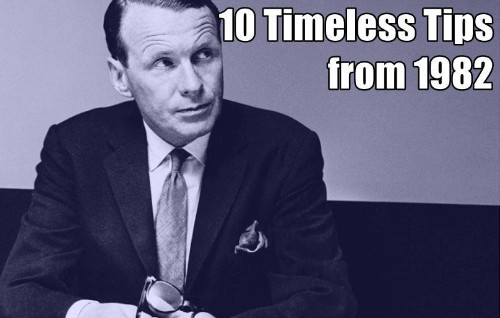 10 Timeless Tips For Business Writing (And Casual Sexism)