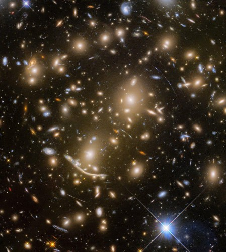 Hubble Views The Final Frontier For Dark Matter