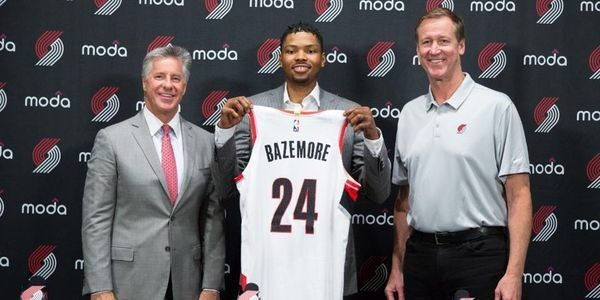 Kent Bazemore Brings The Mid-Major, Undrafted Chip The Trail Blazers Know So Well