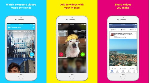 Facebook Lets Friends Collaborate On Videos With Latest App, Riff