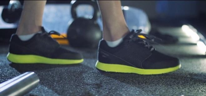 If You Wear Samsung's Smart Sneakers, You Should Skip Leg Day