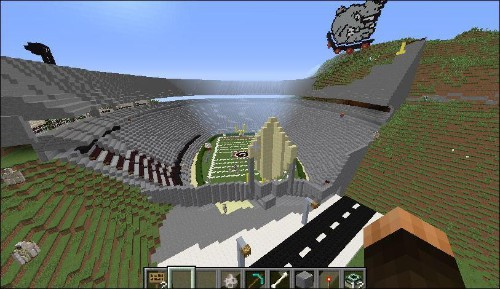 Learning Weather And Climate With The Popular Game Minecraft