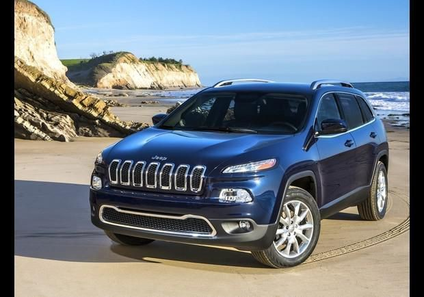Jeep brings back the Cherokee name