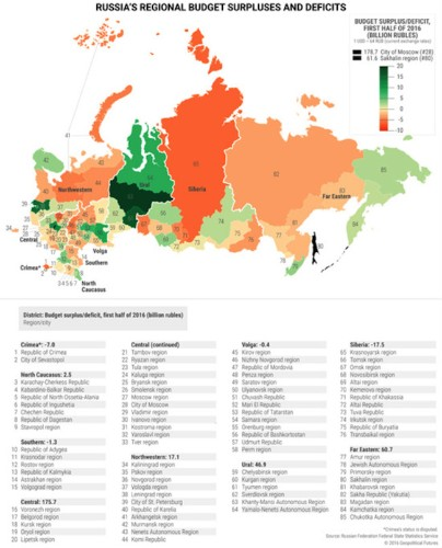 These 4 Maps Show The Geopolitical Hotspots Of 2017