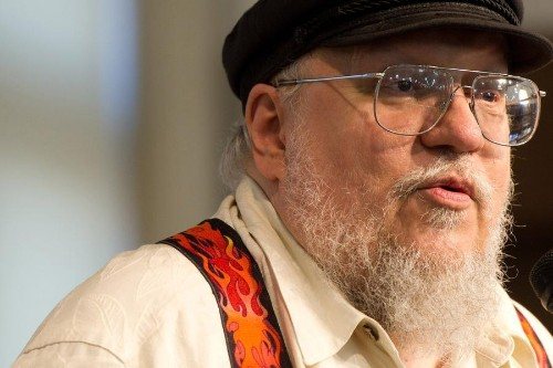 George R.R. Martin Comments On Controversial 'Game Of Thrones' Scene