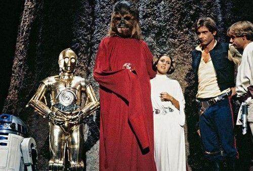 Celebrate Life Day With The Star Wars Holiday Special