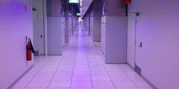 A Tale of Two Data Centers