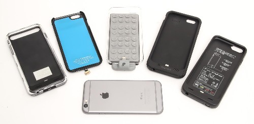 iPhone 6 Battery Case Roundup: 5 Ways To Double Battery Life