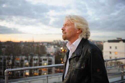 Why Richard Branson Says You Should Never See Yourself As 'Big Business'