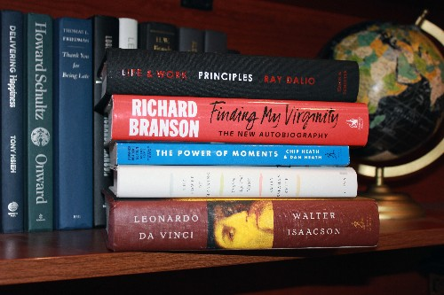 Ten Of 2017's Best Books For Leaders Will Put You Ahead Of The Competition