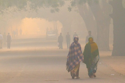 Why Cleaning Up The Air Isn't An Election Issue In India