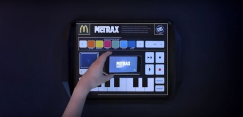 McDonald's Netherlands Adds Extra Value To Your Meal With A Side Of Beats