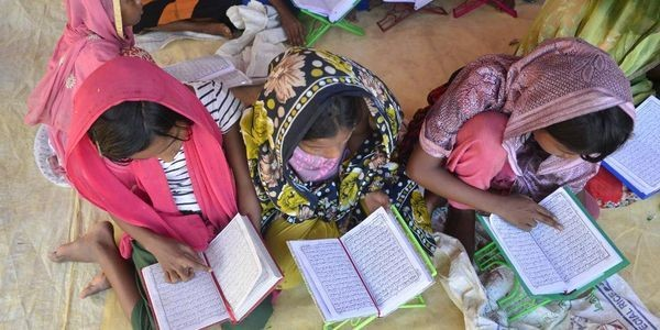 The Linguistic Innovation Emerging From Rohingya Refugees