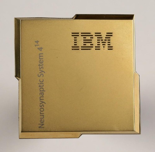 IBM Builds A Scalable Computer Chip Inspired By The Human Brain