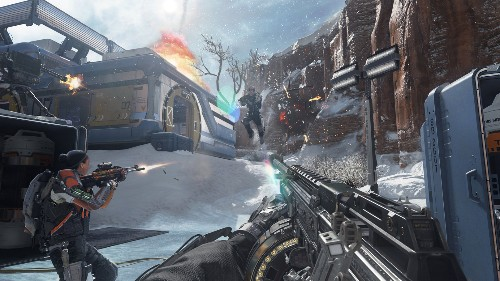 'Call Of Duty: Advanced Warfare' Multiplayer Revealed