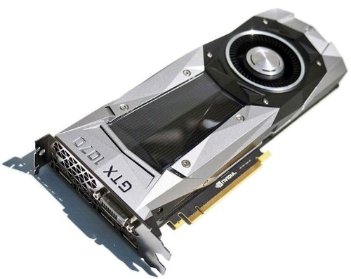 NVIDIA's GeForce GTX 1070 Could Very Well Be The Performance Sweet Spot
