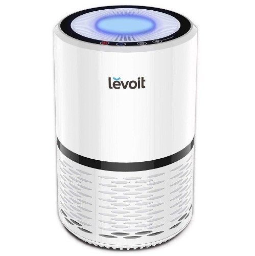 Highly-Rated LEVOIT LV-H132 Air Purifier for Home with True HEPA Filter On Sale