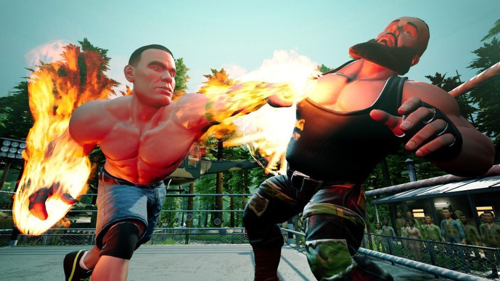 WWE 2K Battlegrounds: How To Unlock John Cena