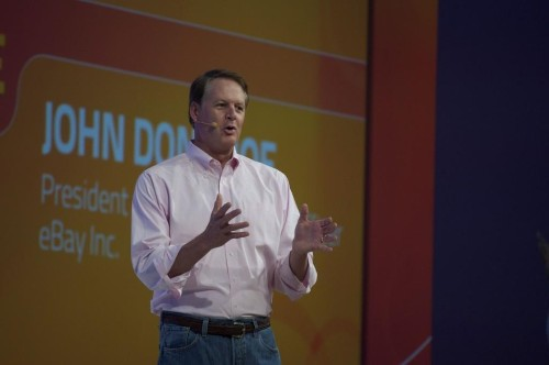 Ebay CEO John Donahoe Talks About The PayPal Split And Future Of Two Companies