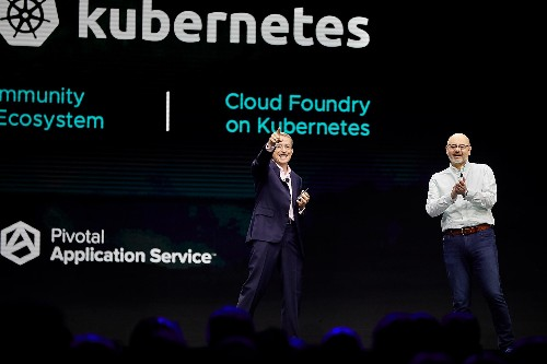 VMworld 2019: VMware Goes All-In On Containers, Kubernetes And Multi-Clouds With Tanzu