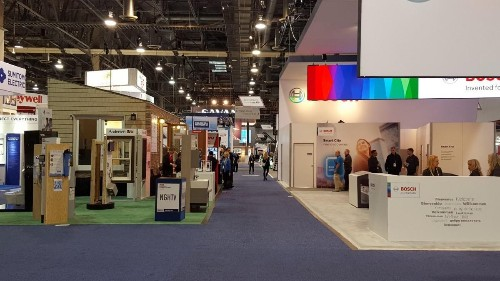 A Disappointing Consumer Electronic Show (CES) For Home Automation