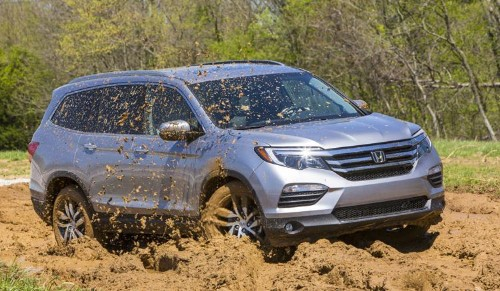 2016 Honda Pilot: Honda's All-New, Fully Evolved Family Crossover