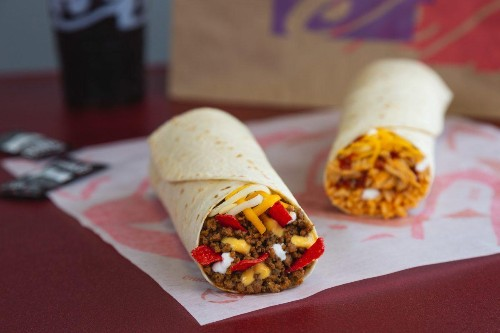 Taco Bell Pushes $5 Value Limit With New Cravings Menu