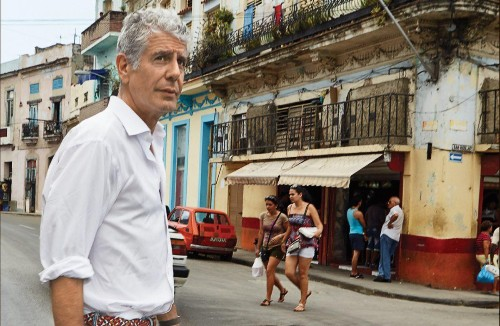 Anthony Bourdain Remembered: Savor This Amazing New Book Of Quotes, Memories, Photos