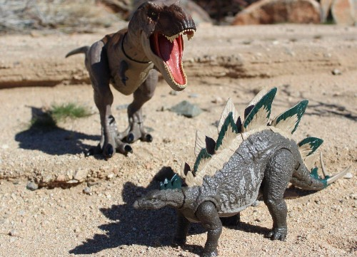 Mattel's Jurassic World Line For 2019 Ups The Ante