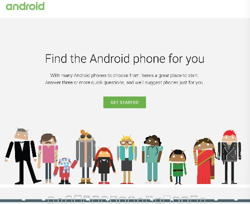Google Launches Tool To Help You Decide Which Android Phone To Buy