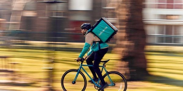 Deliveroo Moves From Muscles To Motors