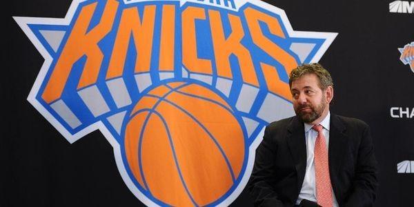 NBA Finally Intervenes After Dolan, Knicks Bar Daily News