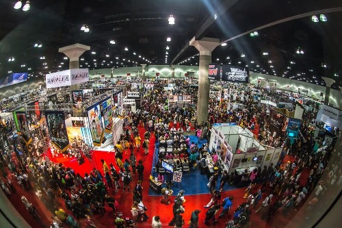 How Fans Run The Largest U.S. Anime Convention As A Non-Profit