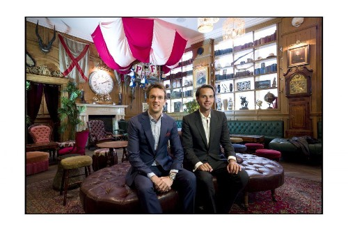Charlie Gilkes Explains How To Run A Successful Bar In London