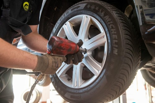 The Science Of Why Car Tires Deflate When It Is Cold