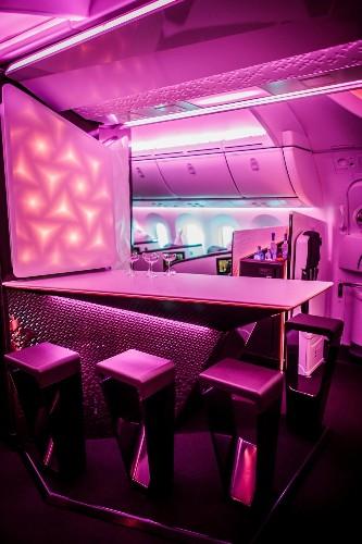 Flying In Luxury On The New Virgin Atlantic 787 Dreamliner
