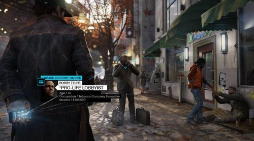 Aiden Pearce, Snooping Superhero: The Strange Moral Compass of 'Watch Dogs'