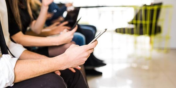 The Reasons Why We Can't Put Down Our Smartphones