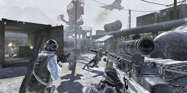 Why First-Person Shooters Don't Feel Immersive