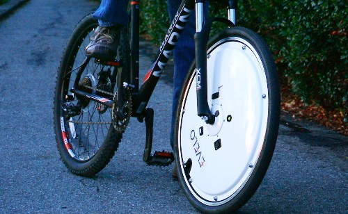 Evelo Offers An Electric Bike In Which You Provide 90% Of The End Product