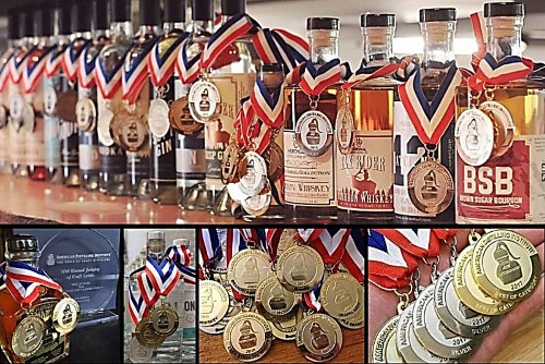 The American Distilling Institute Announces the 2019 Craft Spirits Awards