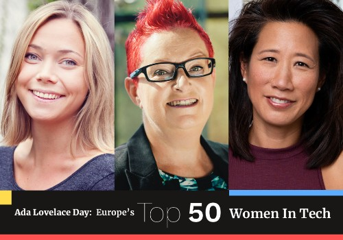 Forbes Releases Inaugural Top Women In Tech List In Honor Of Ada Lovelace Day