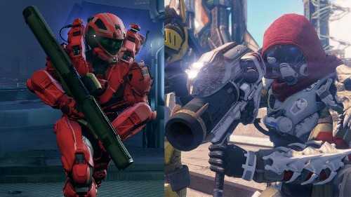 Gift This, Not That: 'Destiny' Vs. 'Halo 5'