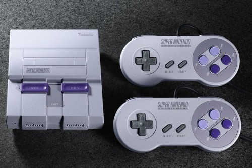 The Mini SNES Classic Edition Will Be Bigger (And Better) Than The NES Classic Edition