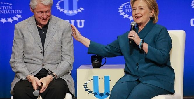 Dear Clinton Foundation: If A Charity Enriches Its Founders, Is It Still A Charity?